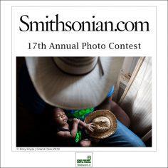 فراخوان رقابت بین المللی عکاسی سالانه Smithsonian.com ۲۰۱۹