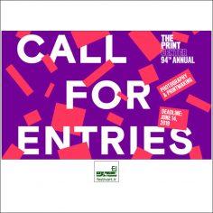 فراخوان نود و چهارمین رقابت بین المللی The Print Center ۲۰۱۹