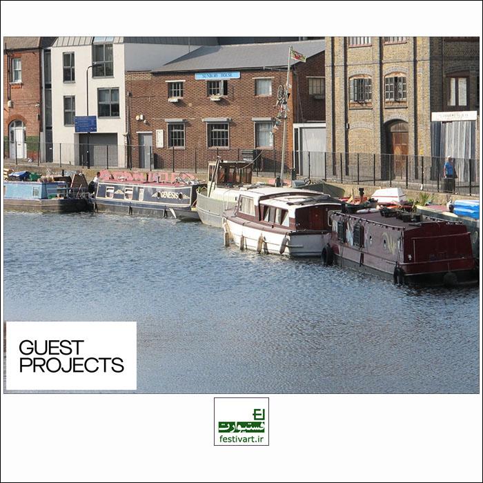 فراخوان بین المللی رزیدنسی پروژه Guest Projects برای هنرمندان در انگلستان