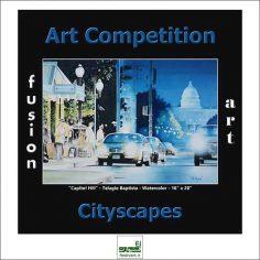 فراخوان بین المللی چهارمین نمایشگاه هنری Cityscapes ۲۰۱۹