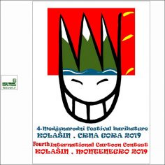 فراخوان چهارمین رقابت بین المللی کارتون Kolašin ۲۰۱۹