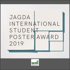 فراخوان جایزه بین المللی پوستر دانشجویی JAGDA ۲۰۱۹