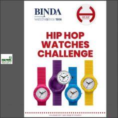 فراخوان رقابت بین المللی طراحی محصول Hip Hop ۲۰۱۹