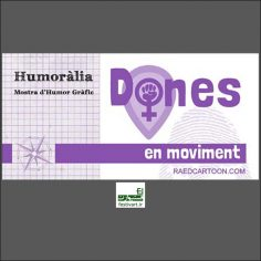 فراخوان رقابت بین المللی طنز گرافیکی Humoralia Mostra ۲۰۱۹