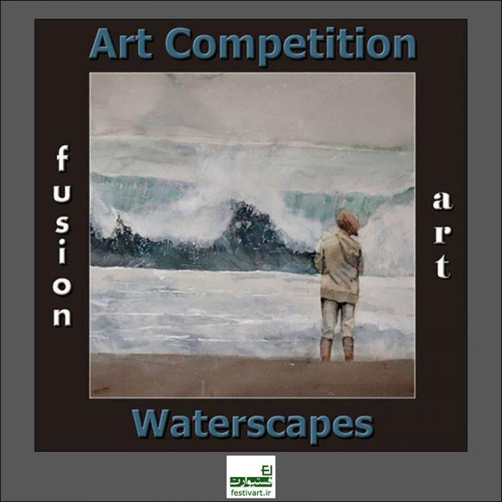 فراخوان چهارمین نمایشگاه هنری Waterscapes ۲۰۱۹