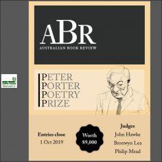 فراخوان بین المللی جایزه شعر Peter Porter ۲۰۲۰