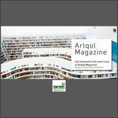 فراخوان رقابت بین المللی مجله Artqol ۲۰۱۹