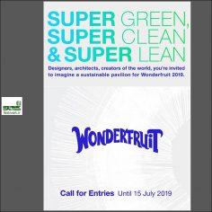 فراخوان رقابت بین المللی SUPER GREEN, SUPER CLEAN, AND SUPER LEAN ۲۰۱۹