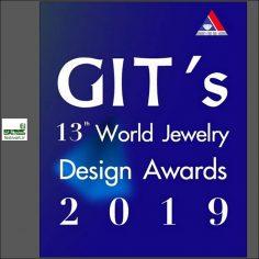 فراخوان سیزدهمین رقابت بین المللی طراحی طلا و جواهرات GIT ۲۰۱۹