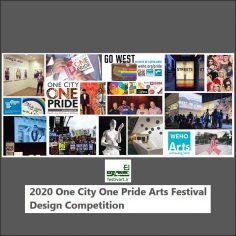 فراخوان بین المللی طراحی پوستر جشنواره One City One Pride ۲۰۱۹