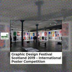 فراخوان جشنواره بین المللی طراحی پوستر اسکاتلند ۲۰۱۹