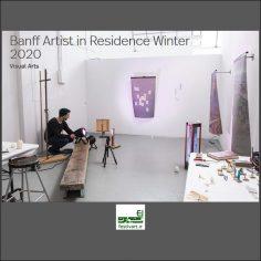 فراخوان رزیدنسی (اقامت هنری) Banff Artist کانادا