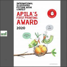 فراخوان رقابت بین المللی کتاب مصور Apila ۲۰۲۰