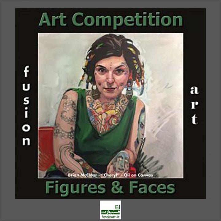 فراخوان بین المللی پنجمین رقابت هنری Figures & Faces ۲۰۱۹
