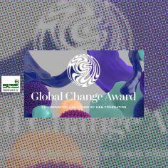 فراخوان رقابت بین المللی طراحی مد جایزه تغییرات جهانی شرکت H&M ۲۰۲۰