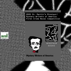 فراخوان رقابت بین المللی نویسندگی Martin's Minotaur ۲۰۲۰