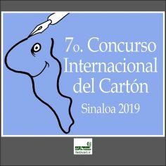 فراخوان هفتمین رقابت بین المللی کارتون Sinaloa مکزیک ۲۰۱۹