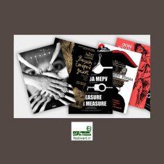 فراخوان چهارمین رقابت بین المللی طراحی پوستر تئاتر ۲۰۲۰