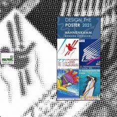 فراخوان رقابت بین الملی طراحی پوستر Hahnenkamm‐Race ۲۰۲۱