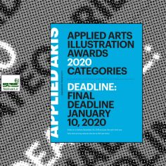 فراخوان رقابت بین المللی تصویرسازی جایزه هنرهای کاربردی ۲۰۲۰