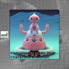 فراخوان رقابت بین المللی طراحی شخصیت های در حرکت Pictoplasma Berlin ۲۰۲۰