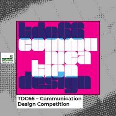 فراخوان شصت و ششمین رقابت بین المللی Type Directors Club ۲۰۲۰