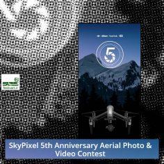 فراخوان رقابت بین المللی فیلم و عکس هوایی SkyPixel ۲۰۲۰