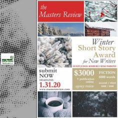 فراخوان رقابت نویسندگی داستان کوتاه Masters Review ۲۰۲۰
