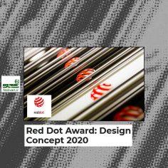 فراخوان بین المللی جایزه طراحی محصول Red Dot ۲۰۲۰