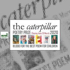فراخوان جایزه بین المللی شعر Caterpillar ۲۰۲۰