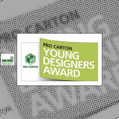 فراخوان جایزه طراحان جوان Pro Carton ۲۰۲۰