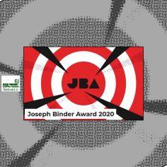 فراخوان جایزه طراحی گرافیک Joseph Binder ۲۰۲۰