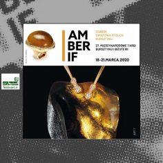 فراخوان رقابت بین المللی طراحی جواهرات AMBERIF ۲۰۲۰