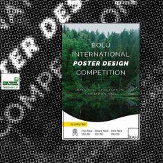 فراخوان رقابت بین المللی طراحی پوستر Bolu ۲۰۲۰