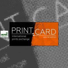 فراخوان رقابت بین المللی چاپ دستی PrintCard ۲۰۲۰