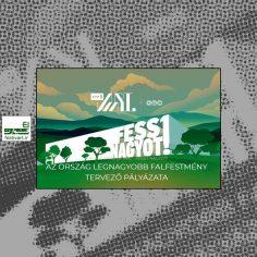 فراخوان رقابت طراحی نقاشی دیواری مجارستان ۲۰۲۰