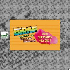 فراخوان شانزدهمین جشنواره بین المللی انیمیشن ۲۰۲۰ GIRAF
