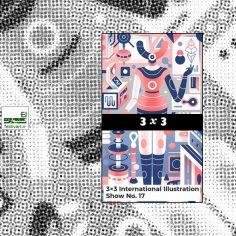 فراخوان نمایشگاه بین المللی تصویرسازی ۳×۳