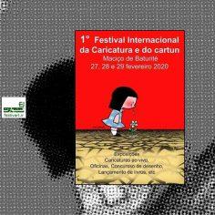 فراخوان اولین نمایشگاه کارتون و کاریکاتور برزیل ۲۰۲۰