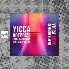 فراخوان رقابت بین المللی هنر معاصر YICCA ۲۰۲۰