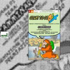 فراخوان رقابت بین المللی کارتون COAST TO COMIX ایتالیا ۲۰۲۰