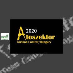 فراخوان رقابت کارتون Atoszektor مجارستان ۲۰۲۰