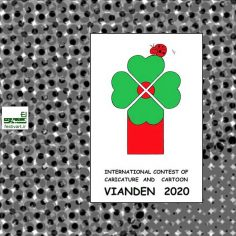 فراخوان سیزدهمین جشنواره کارتون و کاریکاتور VIANDEN لوکزامبورگ ۲۰۲۰