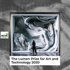 فراخوان جایزه بین المللی هنر دیجیتال Lumen Prize ۲۰۲۰
