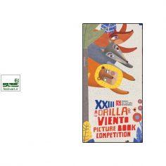 فراخوان بیست و سومین رقابت بین المللی کتاب مصور Orilla del Viento ۲۰۲۰