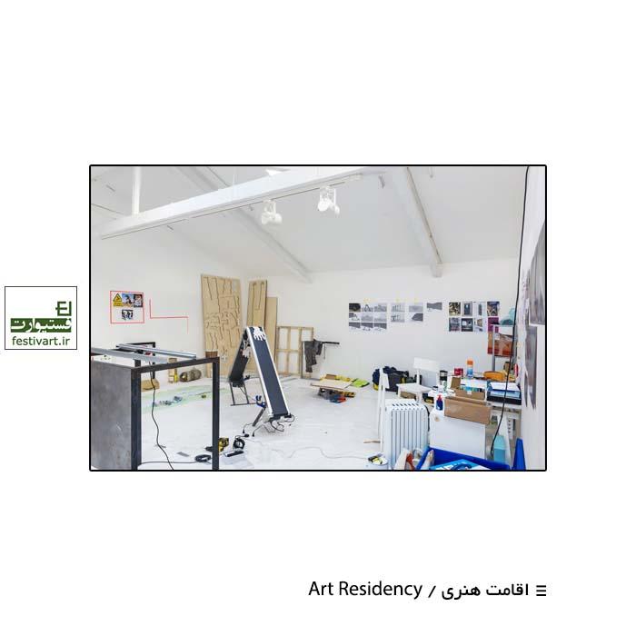 فراخوان برنامه رزیدنسی گالریUnit ۱ انگلستان ۲۰۲۰