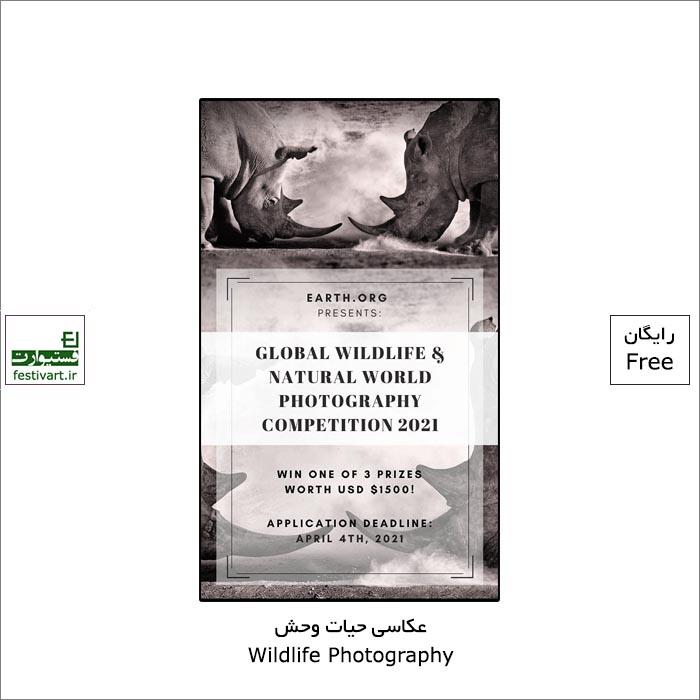 فراخوان رقابت بین المللی عکاسی حیات وحش و جهان طبیعی ۲۰۲۱