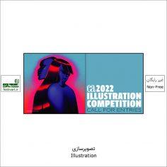 فراخوان رقابت بین المللی تصویرسازی مجله هنرهای ارتباطی CA ۲۰۲۲