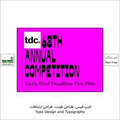فراخوان شصت و هشتمین رقابت بین المللیType Directors Club ۲۰۲۲